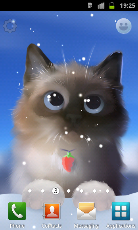 Peper Kitten 1.3.1c Screen 2