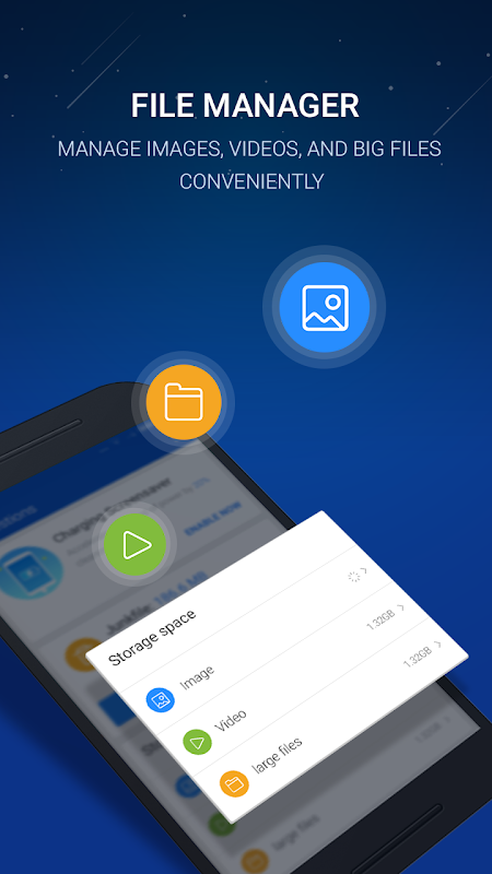 Android DU Cleaner & Clean Cache Screen 4