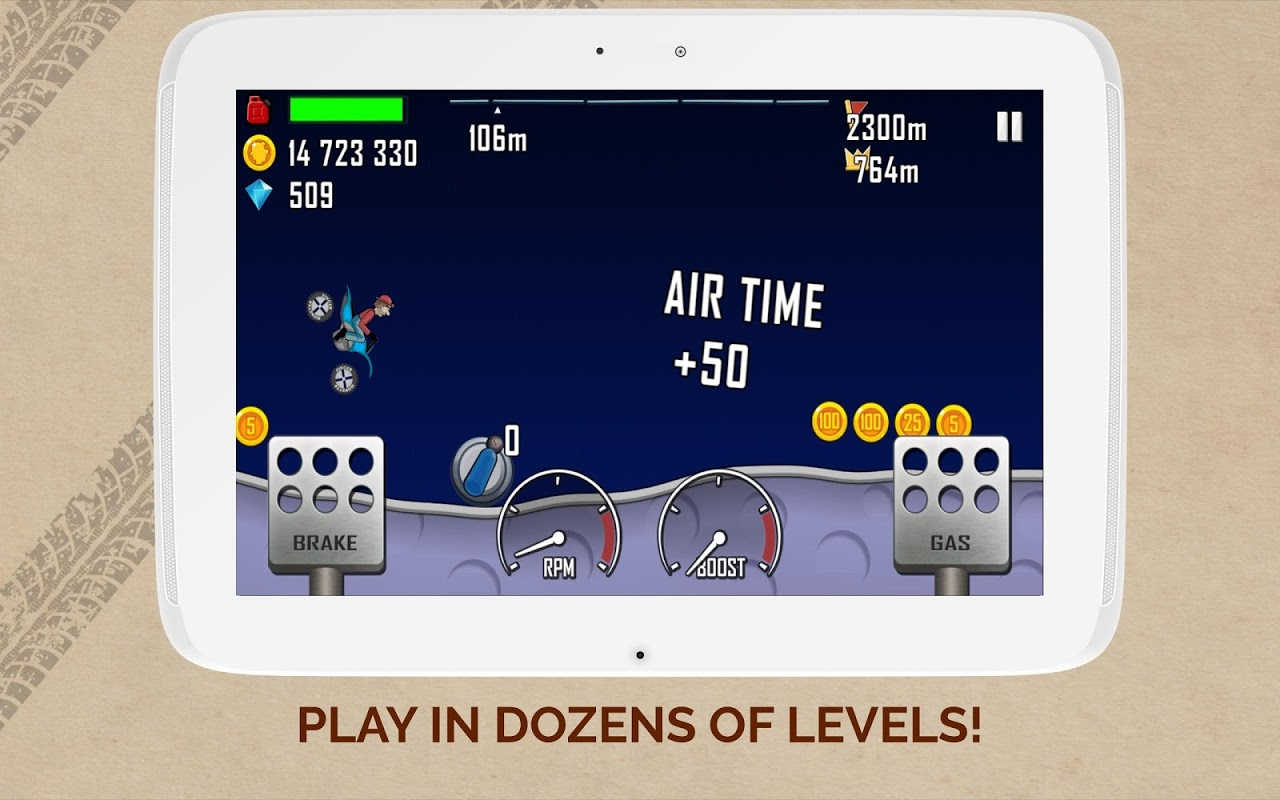 Hill Climb Racing 1.40.0 Screen 6
