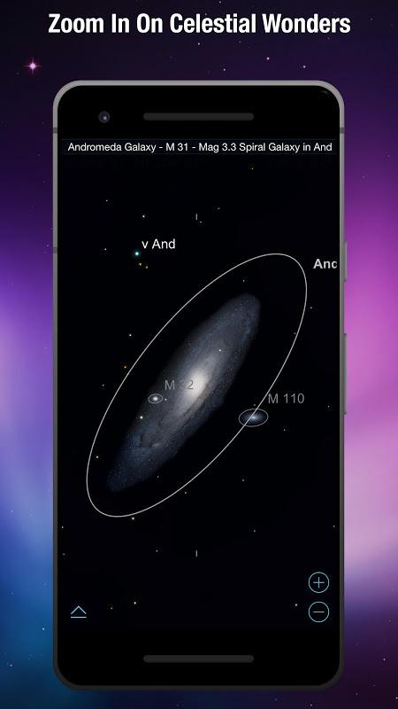 SkySafari 5 5.4.0.0 Screen 1
