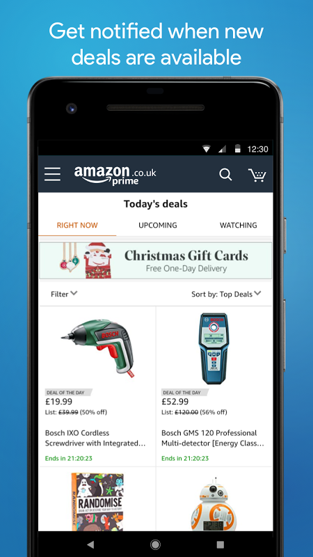 Android Amazon Shopping Screen 5