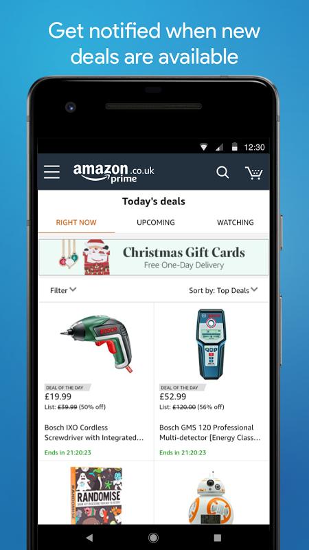 Amazon Shopping 16.01.0.100 Screen 5