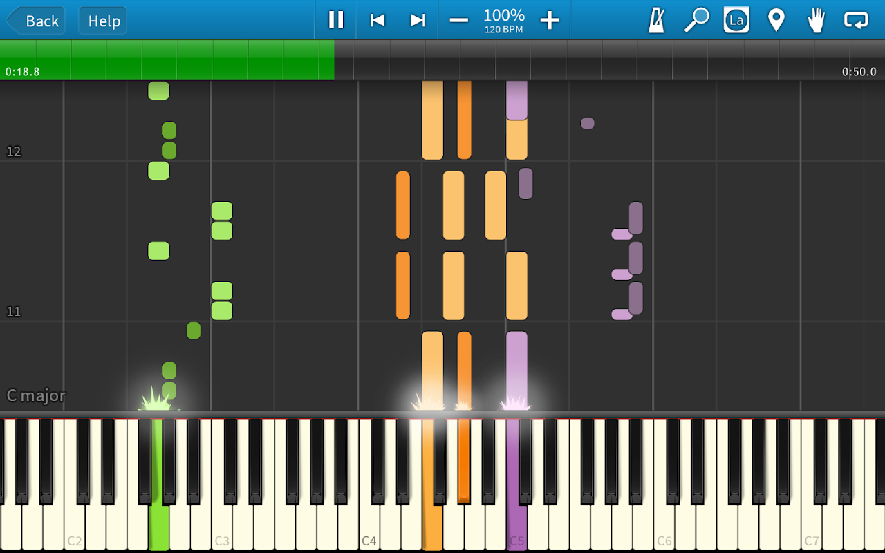 Synthesia 10.5 Screen 4