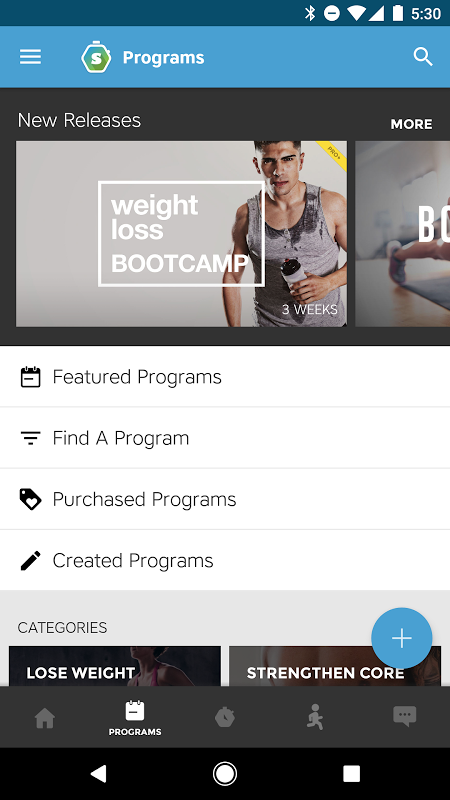 Android Workout Trainer: fitness coach Screen 15