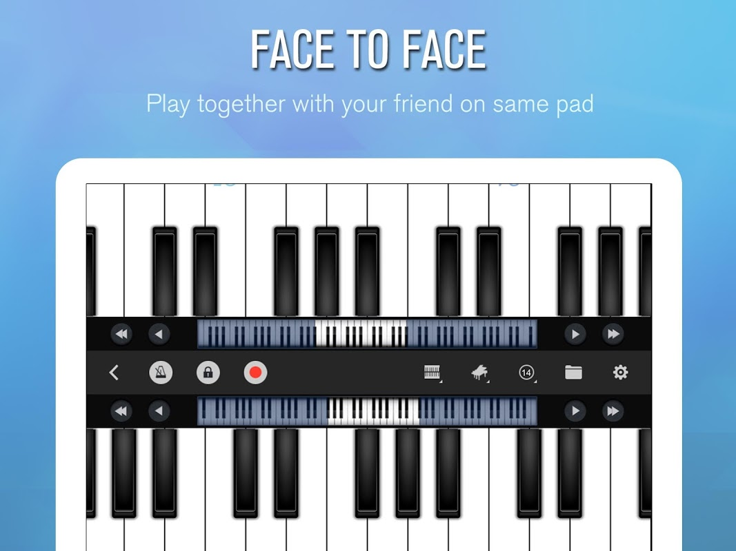Android Perfect Piano Screen 13