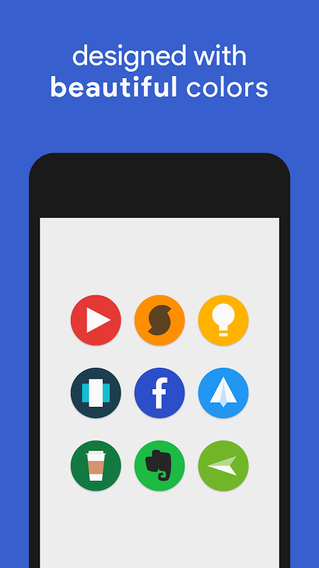 Android Pixly - Pixel 2 Icon Pack Screen 2
