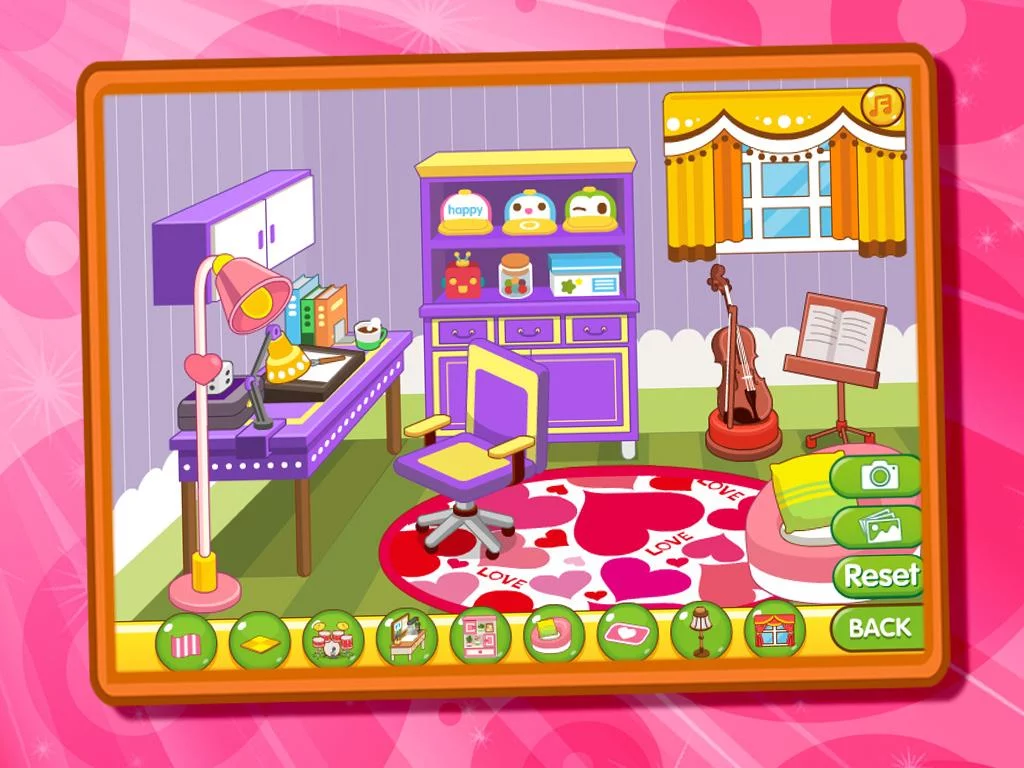 Little Princess Room Design 1 Screen 1