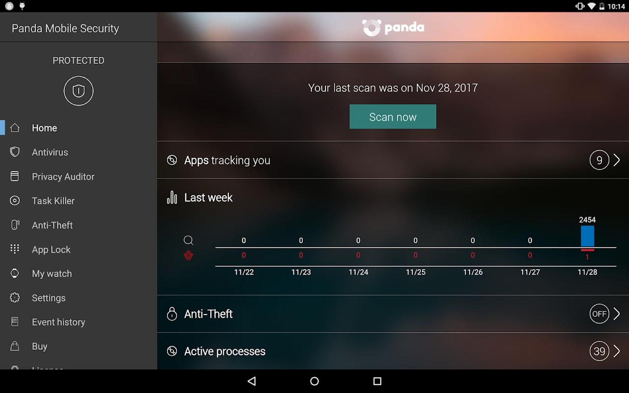 Free antivirus and VPN 3.3.9 Screen 18