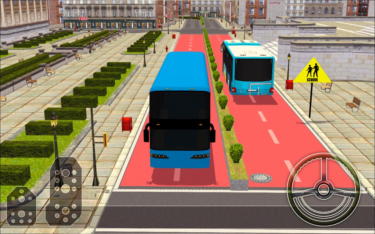 Android Bus Simulator Coach Driver Screen 4