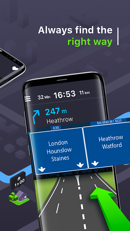 Coyote: Alerts, GPS & traffic 11.0.672 Screen 2