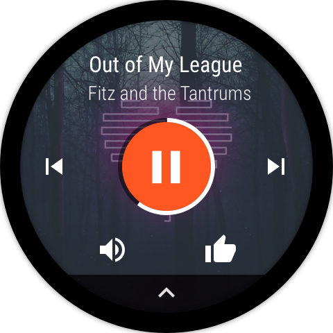 Android Google Play Music Screen 8