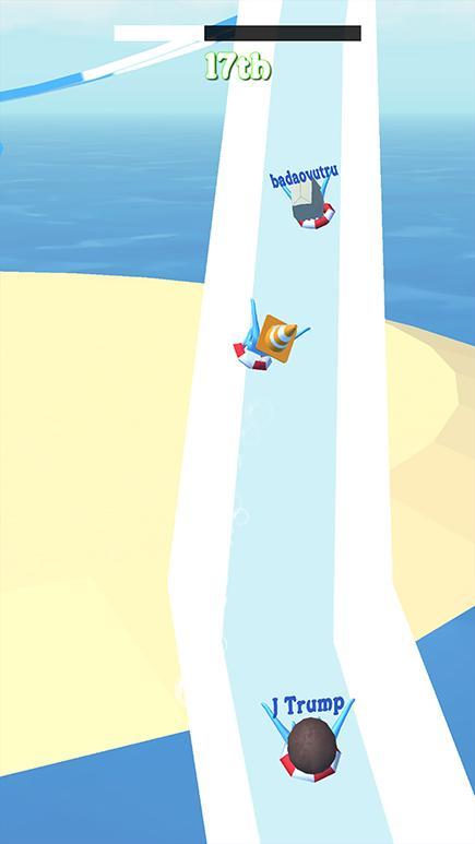 Android Aquapark Race IO Screen 5