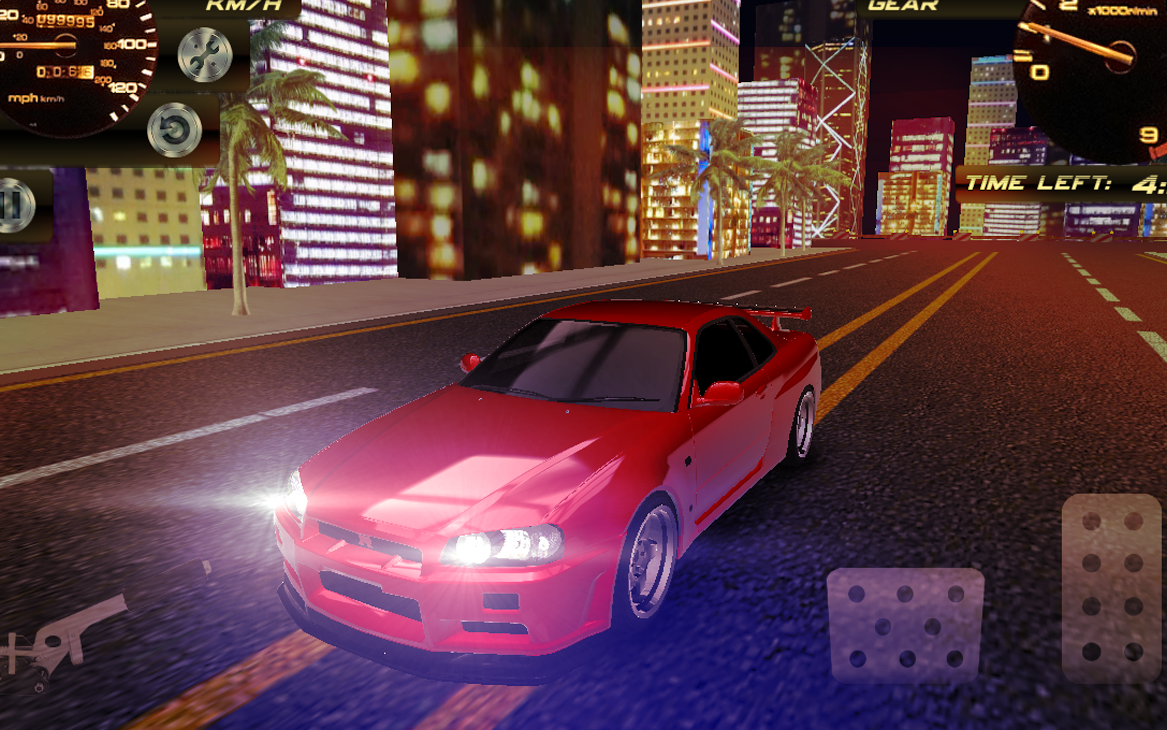 SNR Drift Racing 1.0.0 Screen 3