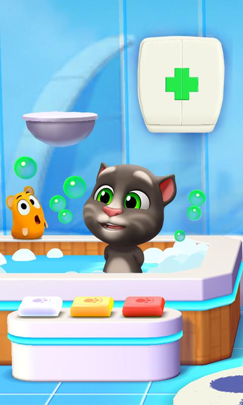 My Talking Tom 2 1.0.1337.1843 Screen 4
