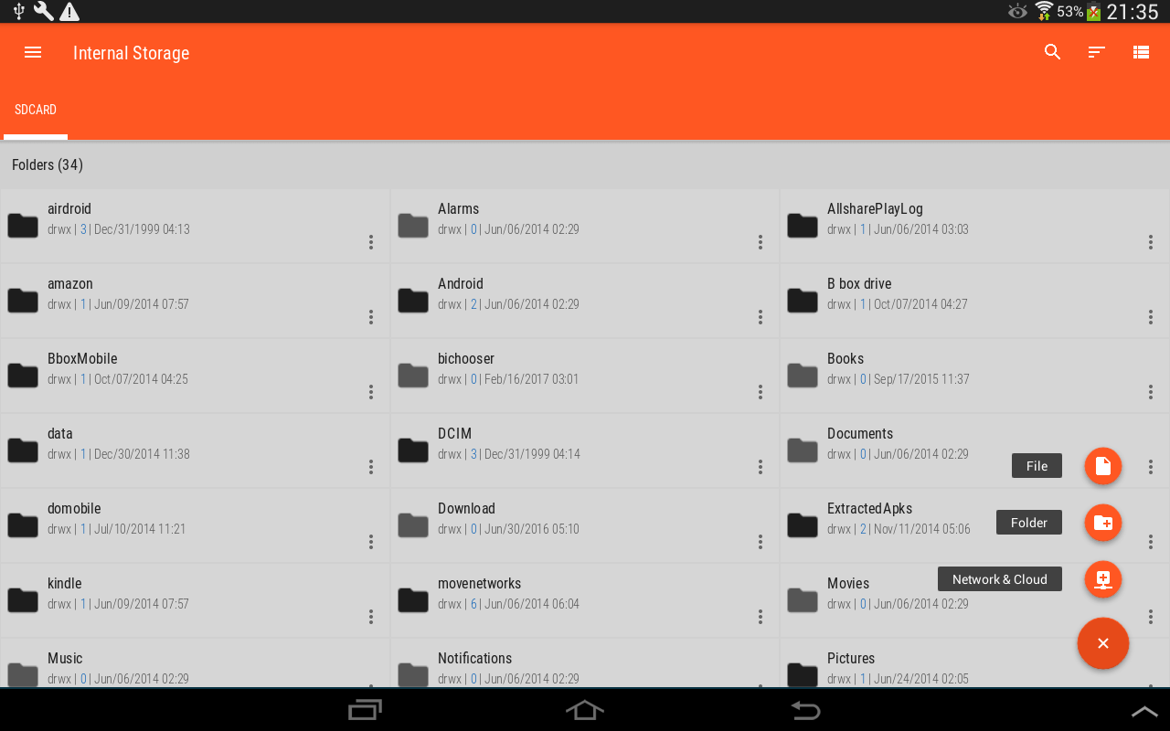 N Files - File Manager & Explorer 2.9.8 Screen 3