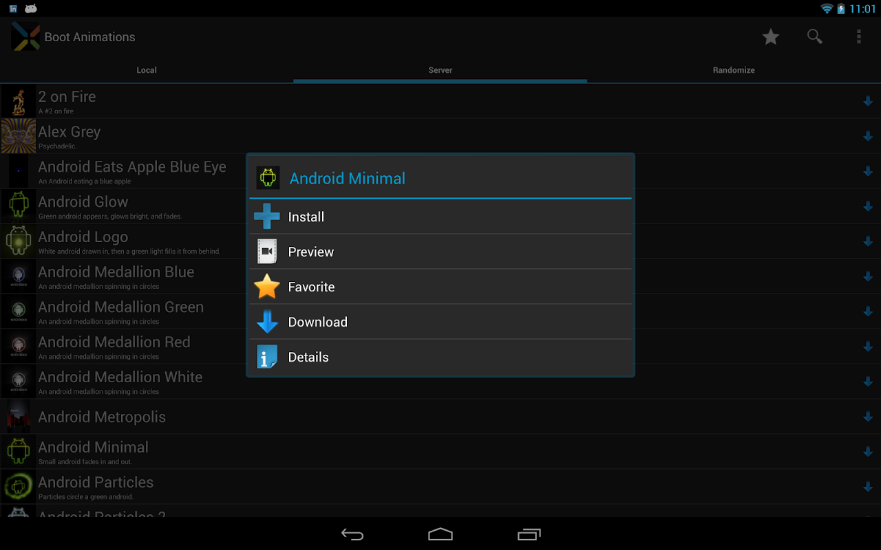 Android ROM Toolbox Pro Screen 4