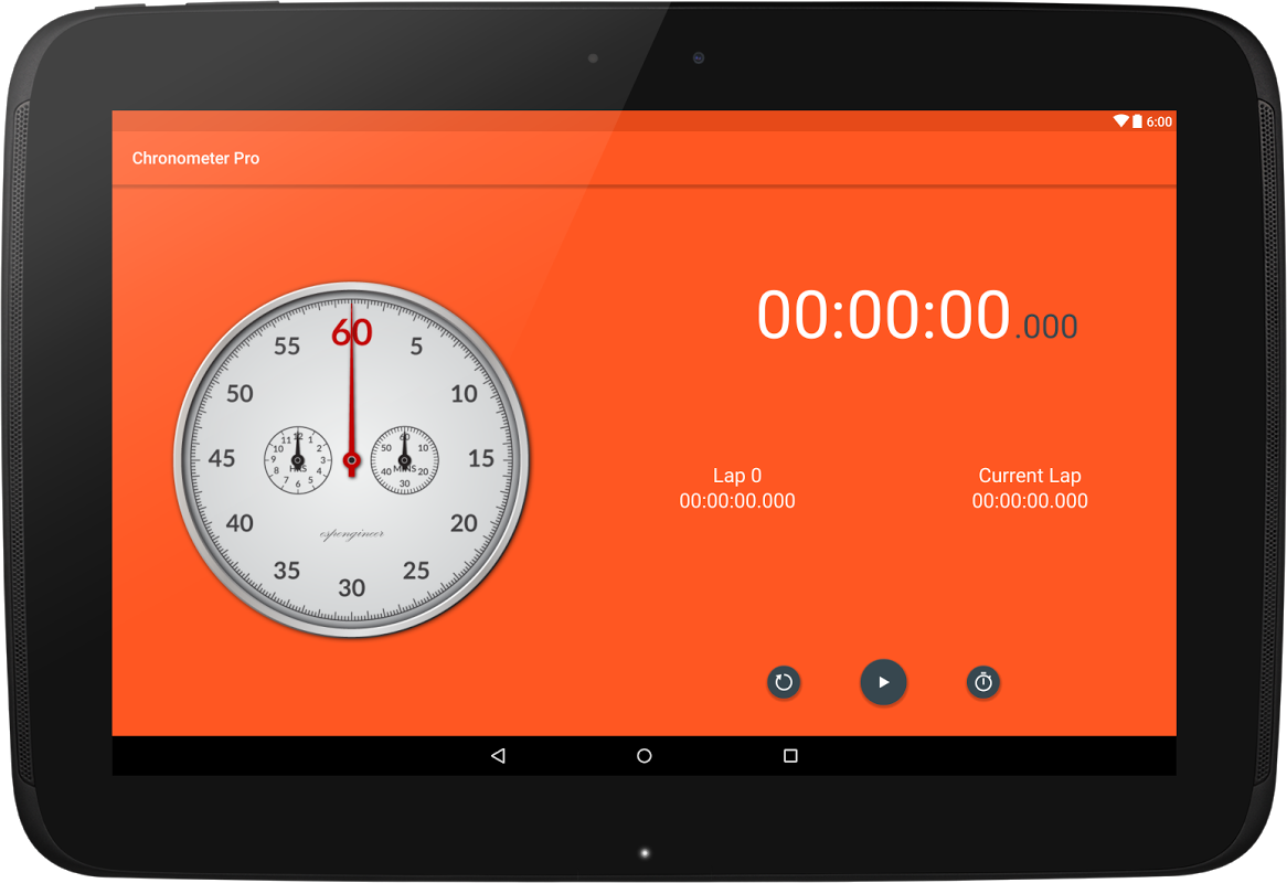 Chronometer 2.4 Screen 8
