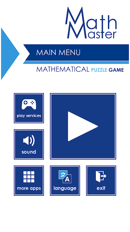 Math Master 2.9 Screen 6
