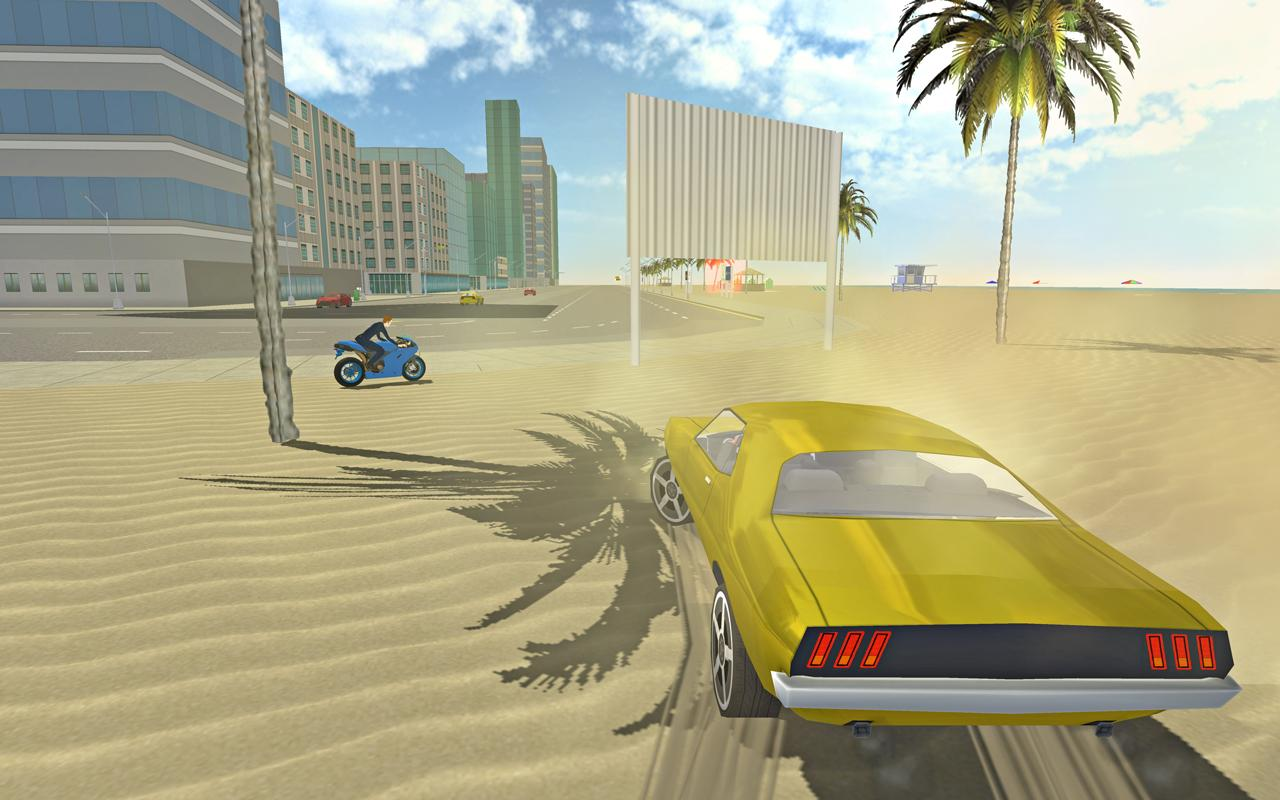 Android City Fight San Andreas Screen 4