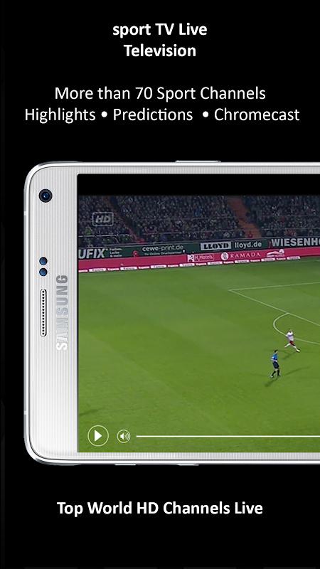 sport TV Live - Television APKs | Android APK