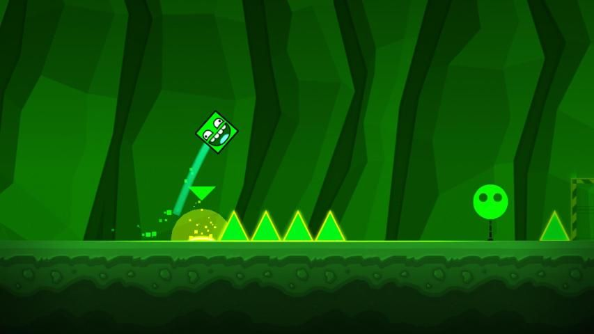 Geometry Dash World 1.03 Screen 4