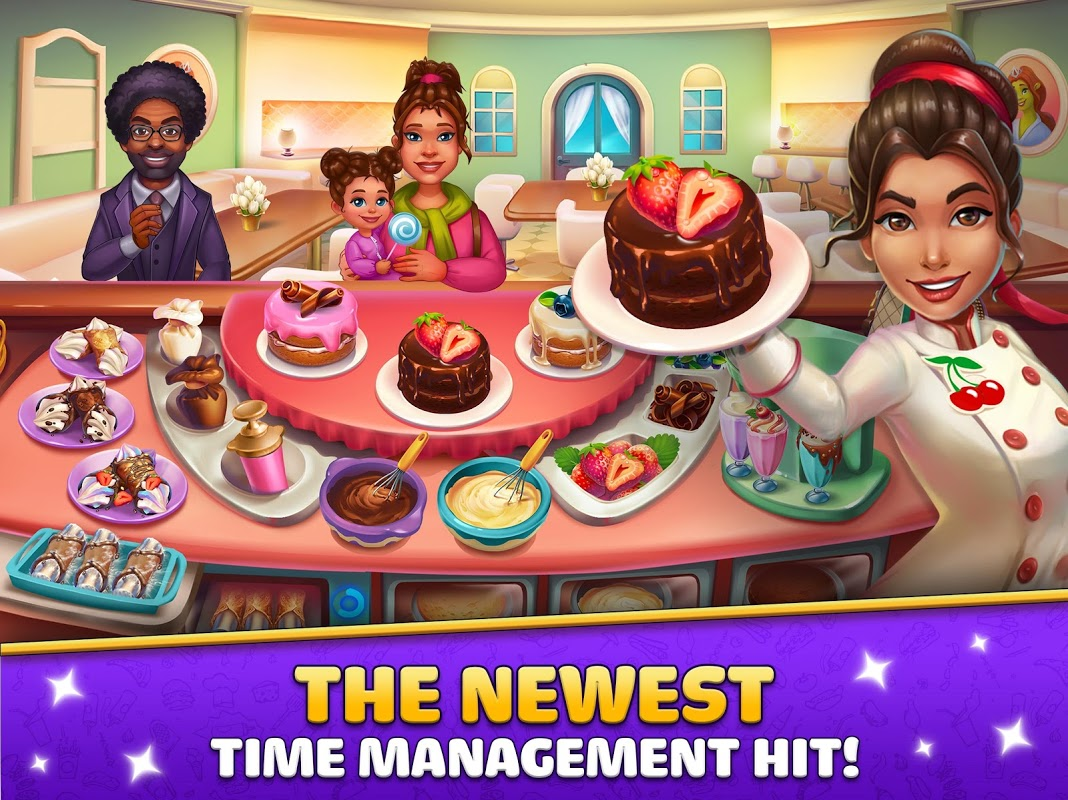 Android Cook It! Chef Restaurant Cooking Game Screen 7