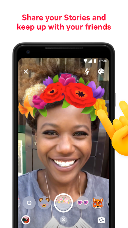 Messenger – Text and Video Chat for Free 196.1.0.40.99 Screen 5