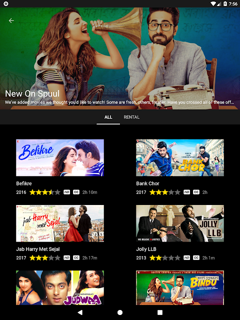 Spuul - Watch Indian Movies Spuul Android v3.3.0.4.11.28 Screen 12