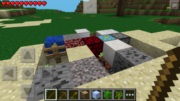 Android Un Mods Minecraft Pe 2014 Mod Screen 1