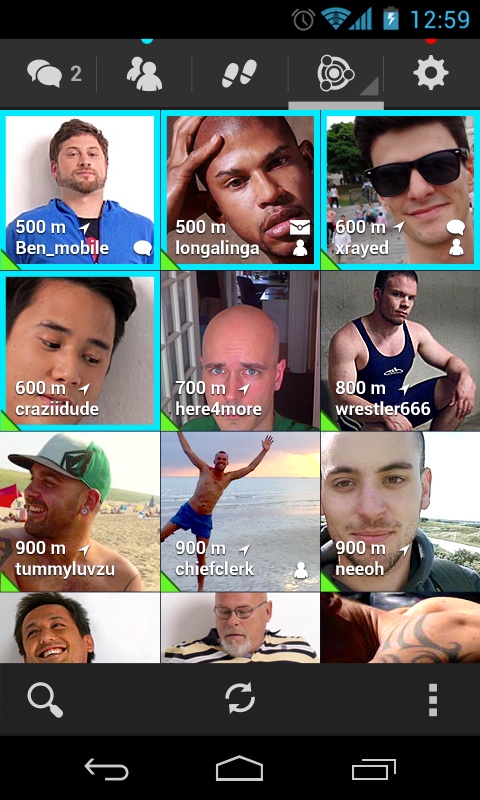 planetromeo touch app