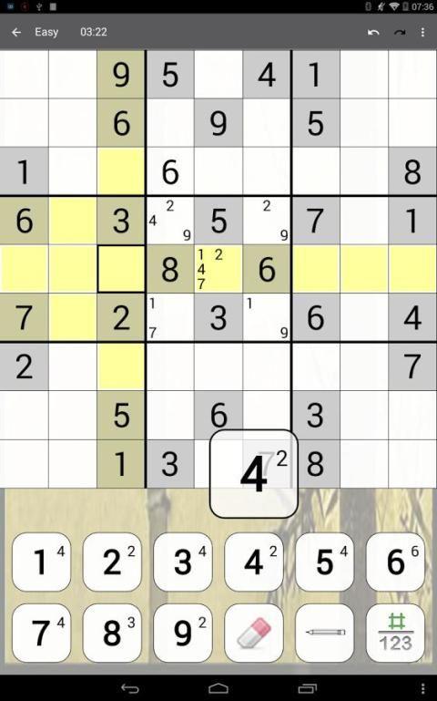 Sudoku 10.2.5.g Screen 7