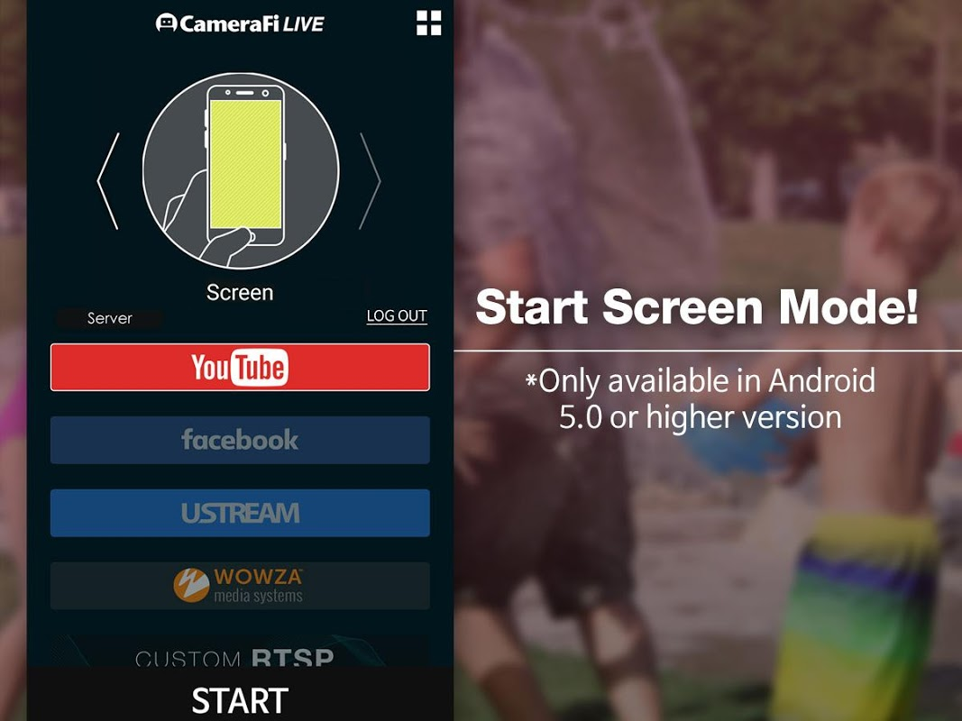 Android CameraFi Live Screen 15