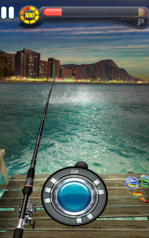 Android Ace Fishing: Wild Catch Screen 1