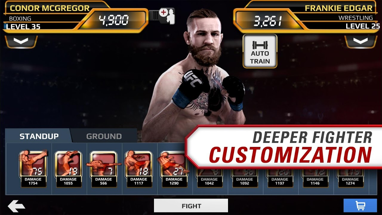 EA SPORTS UFC 1.9.3418328 Screen 5