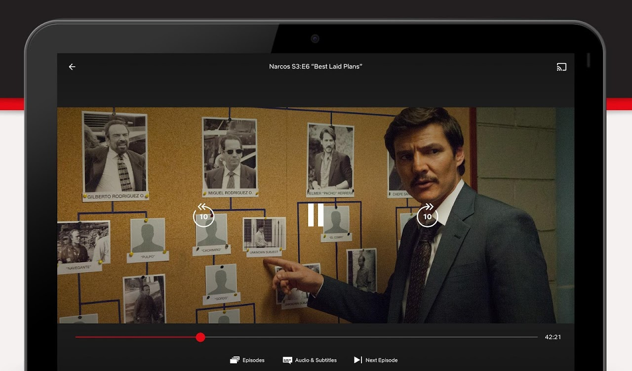 Netflix 4.16.1 build 200147 Screen 7