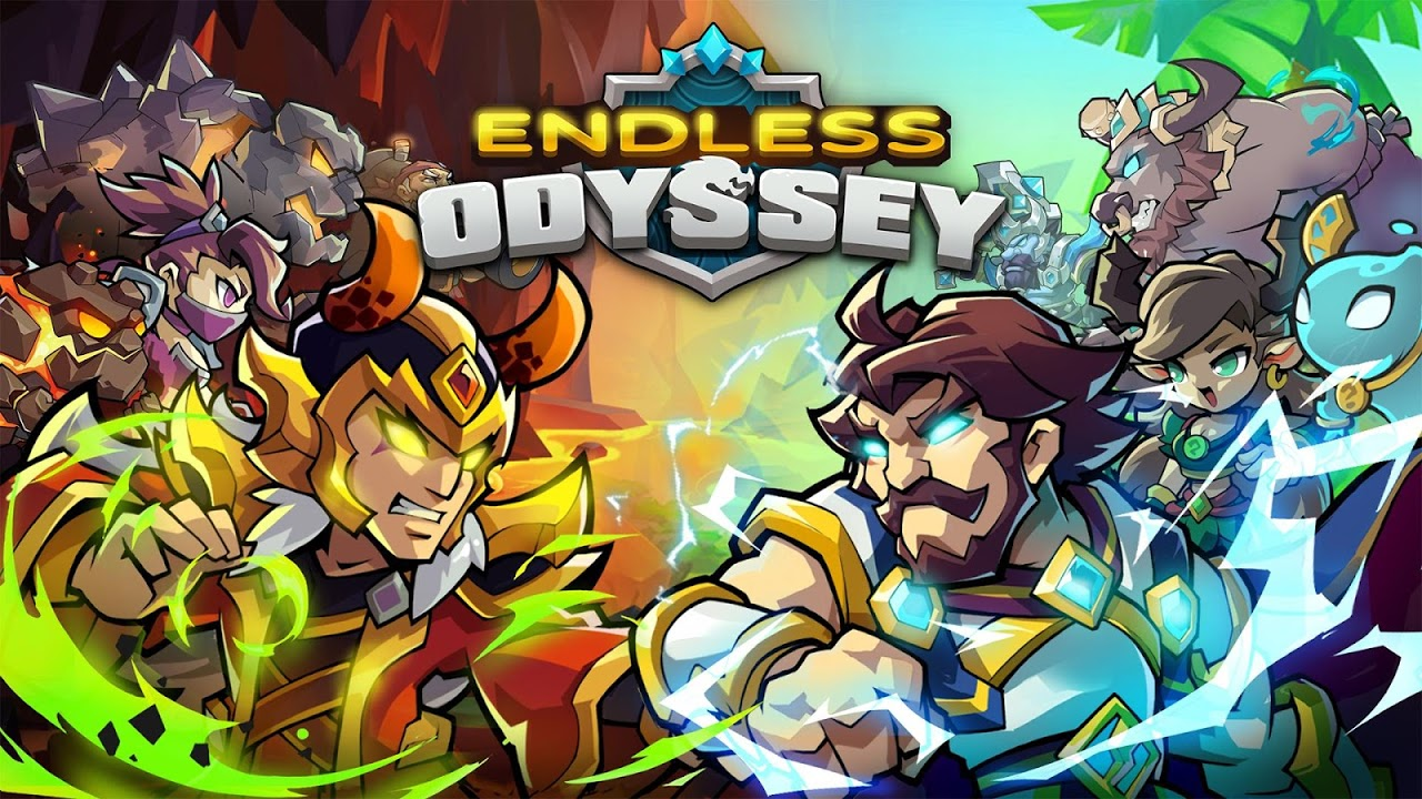 Android Endless Odyssey Screen 10