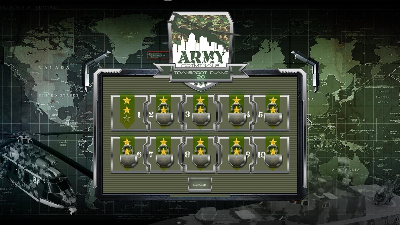 Army Criminals Transport Plane 2.0 1.0.1 Screen 5