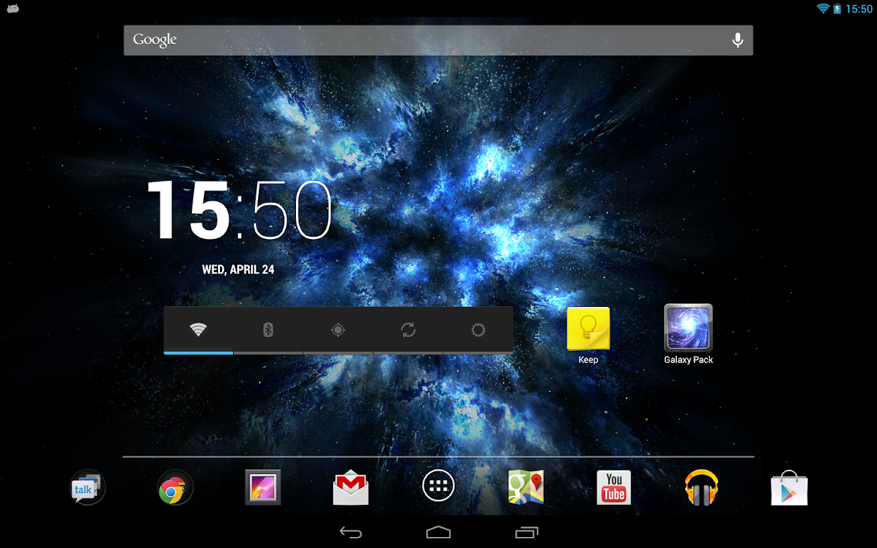 Galaxy Pack 1.9 Screen 14
