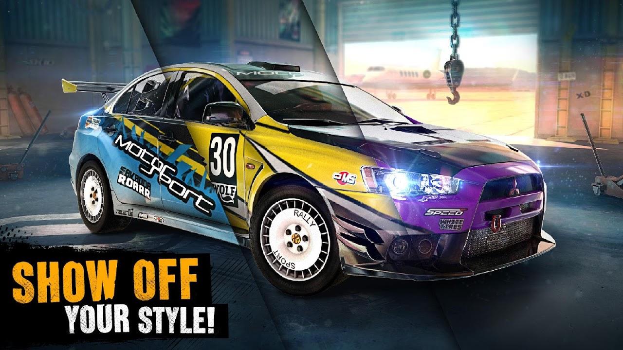 Asphalt Xtreme: Rally Racing 1.4.2i Screen 9