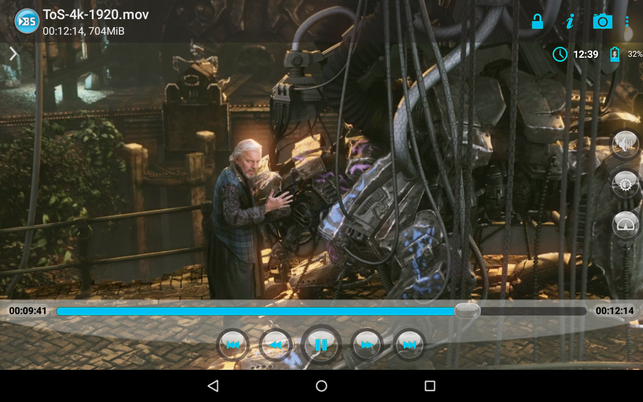 Android BSPlayer Screen 11