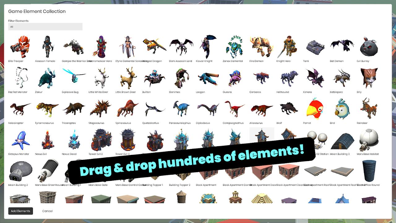 Struckd - 3D Game Creator 1.11.0 Screen 1