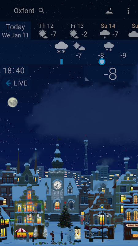 Precise Weather YoWindow 1.33.17 Screen 11