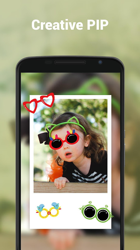 Android Sticker Photo Editor Screen 6