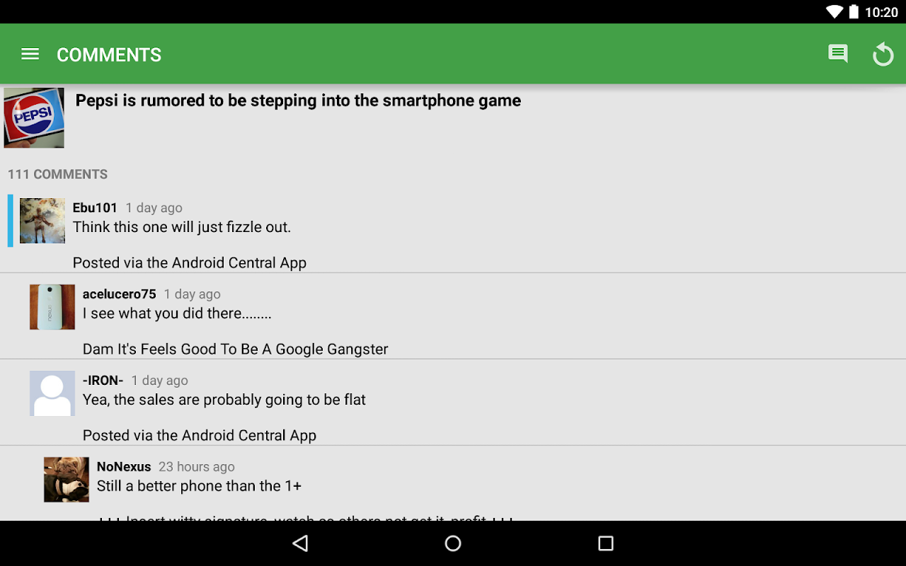Android AC - Tips & News for Android™ Screen 17