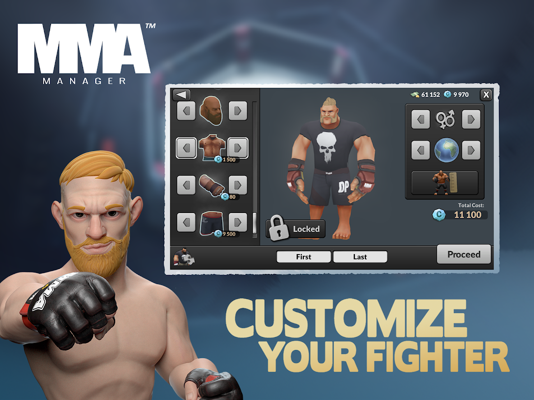 MMA Manager 0.8.4 Screen 18