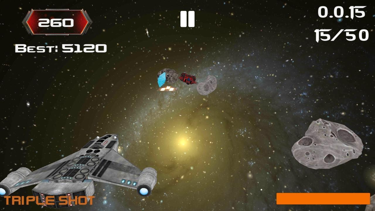 Galaxy Blast 1.5 Screen 6