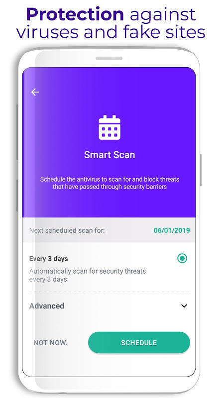 DFNDR: Antivirus, Booster & Cleaner 5.34.1 Screen 2