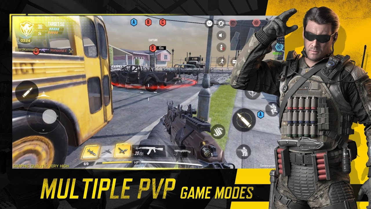 Call of Duty®: Mobile 1.0.3 Screen 7