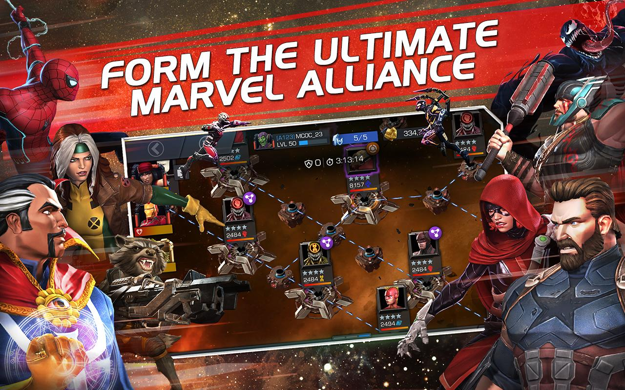 MARVEL Contest of Champions 19.0.0 Screen 2