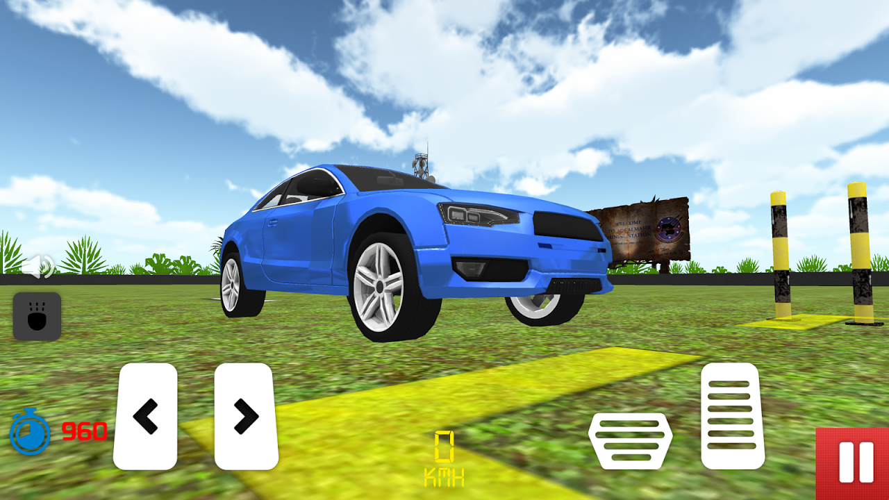 Android Xtreme Drag Racing Screen 2